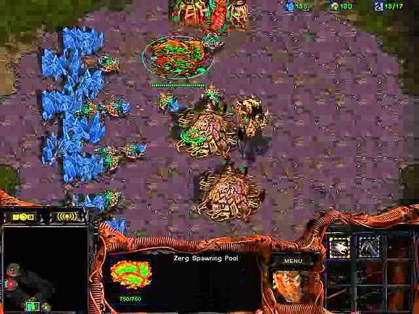 StarCraft Brood War [FPVOD] ZvZ Jung vs imba gOldie not sound