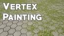 UE4 Tutorial: Vertex Painting (AAA Games)