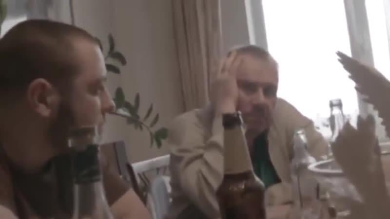 Вжлинк рассказывает историю буйному мужику
