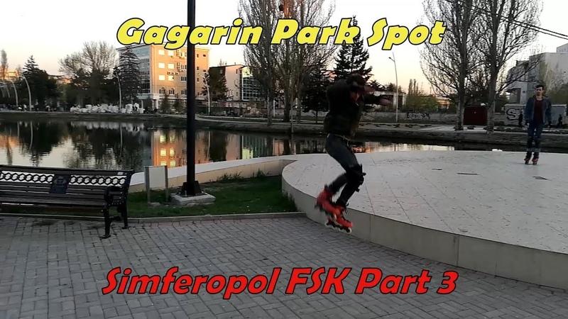 Gagarin Park. Simferopol FSK Pt. 3