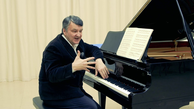 Лекция концерт 13 Хорошо Темперированный Клавир как модель вселенной