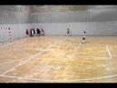 Futbol Sala Entrenamiento Alevines (Movimientos de iniciacion para ver los espacios libres)