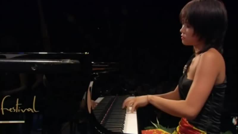 Yuja Wang plays Rachmaninoff : Piano Concerto No. 2 in C minor, Opus18 [HD]