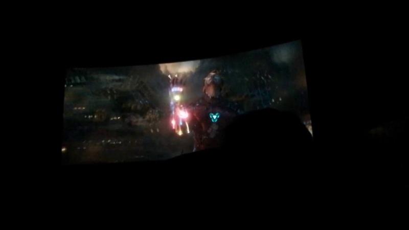 I Am Ironman | Theatre Reaction | Avengers Endgame