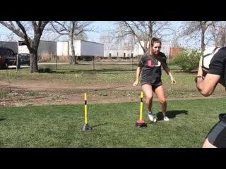 Technical soccer drills - sambaelitesoccer