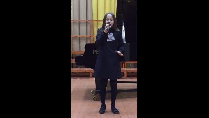 Мочеброда Полина - The snake song
