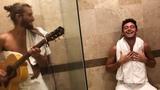 Ruggero Pasquarelli &amp The Room Service - Amigos con derechos Bonita (REIK ft. MALUMA) (CNCO) Live