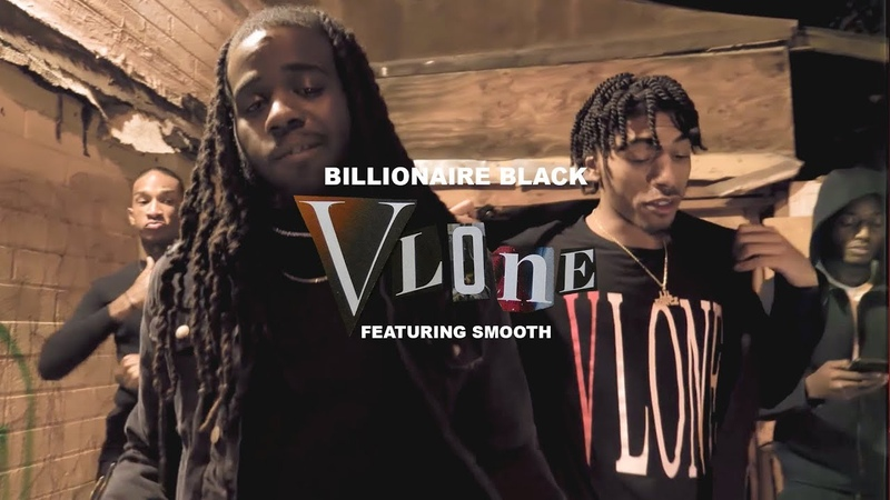 Billionaire Black - Vlone feat. Smooth