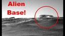 Alien Base On Mars Near Curiosity Rover! NASA Source! UFO Sighting News.