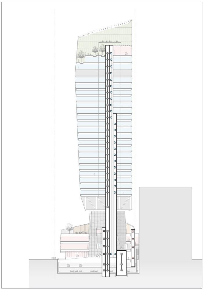 Открытие Robinson Tower в Сингапуре