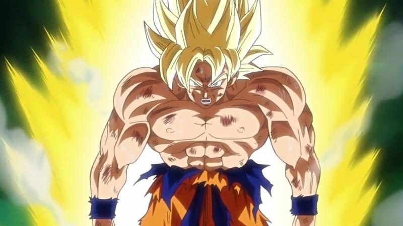 Dragon Ball Super [AMV] - Courtesy Call [HD]