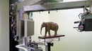 Thai Elephant Sculpture - 3D Scan, Printing File Download