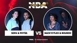 NBA Dance Battle #3 FINAL NackoFlex &amp Bouboo VS Sofa &amp Physs