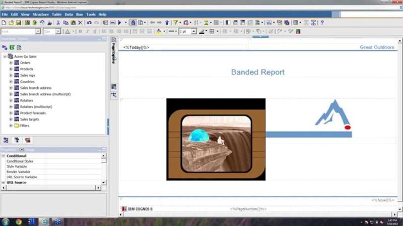 MotioCI 3.0 Webinar Series Part 2 - Self service Cognos Deployment