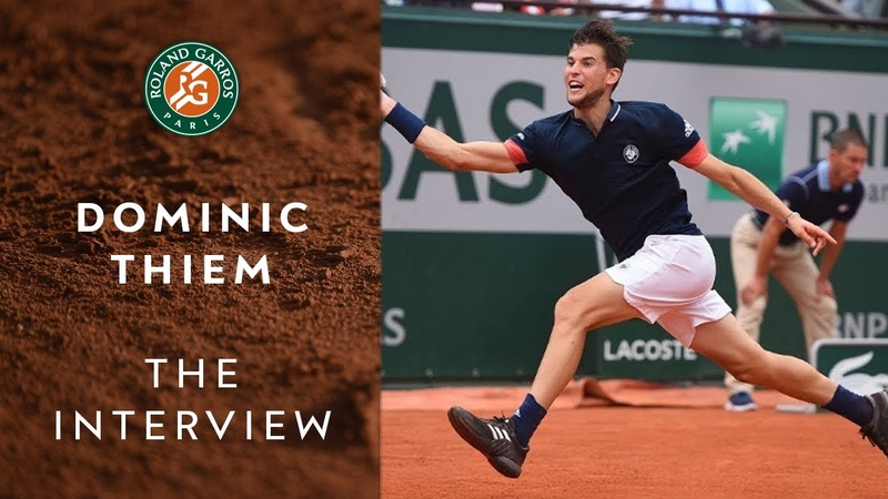 Dominic Thiem the interview - Part 2 the player | Roland Garros 2019