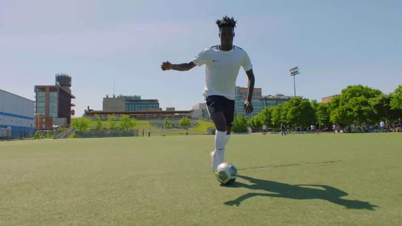 Nike - Just Do It: Timothy Weah