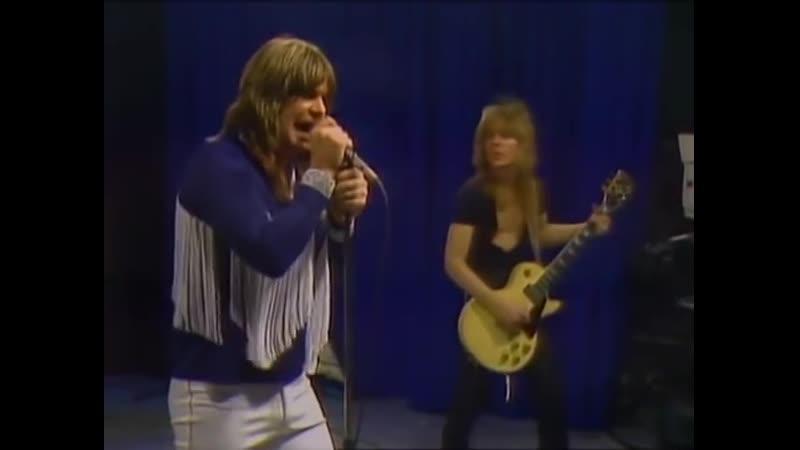 Ozzy Osbourne - I Dont KnowLive (1981)