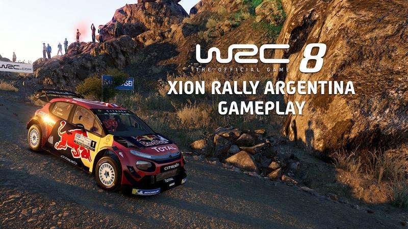 NS\PS4\XBO - WRC 8