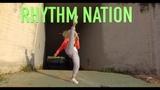 RHYTHM NATION - JANET JACKSON - VANESSA SANQUIZ CHOREOGRAPHY