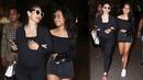 Kajol With Daughter Nysa Spotted At Mumbai Airport