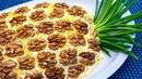 САЛАТ НА ПРАЗДНИЧНЫЙ СТОЛ АНАНАС – рецепт вкусного праздничного салата!