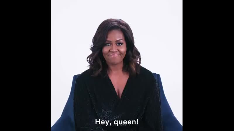 Michelle Obama Address to Beyoncé