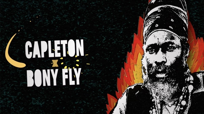 Capleton x Bony Fly - Badmind [Evidence Music]