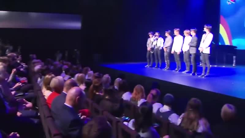 [VK][190611] MONSTA X - Voyage to K-POP IN NORWAY in honour marking the 60th anniversary of diplomatic relations @ YTN KOREAN