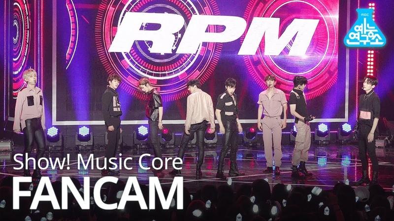 [예능연구소 직캠] SF9 - RPM, 에스에프나인 - RPM @쇼!음악중심 20190720