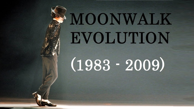 Michael Jackson Evolución del Moonwalk 1983 2009 HD