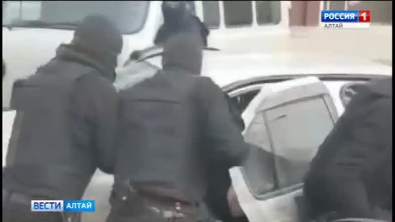 В Алтайском крае задержали сбытчиков фальшивых купюр