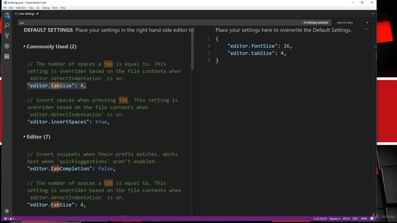 3. Visual Studio Code Setup