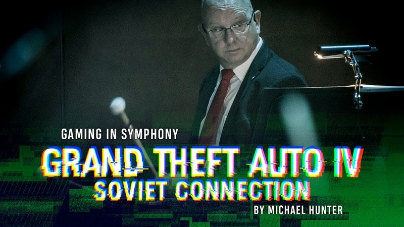 Grand Theft Auto IV Soviet Connection The Danish National Symphony Orchestra (LIVE)