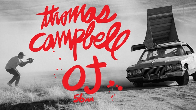 The Pink Wheel Thomas Campbell 'Ye Olde Destruction' his New OJ KeyFrame
