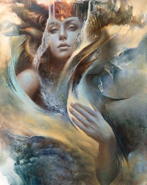 Ванесса Лемен современная художница из США Она окончила Сан-Диего государственный университет. Ванесса некоторое время трудилась внештатным художником в изданиях. Также она принимала участие в