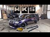 В полный разбор Nissan Stagea RS260 Leks-Auto 341
