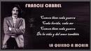 La quiero a morir - Francis Cabrel ( Con Letra )