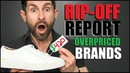 6 BIG Brands RIPPING You Off (STOP Wasting Your Money) imo