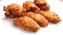Alitas de Pollo Fritas súper Crujientes y Riquísimas