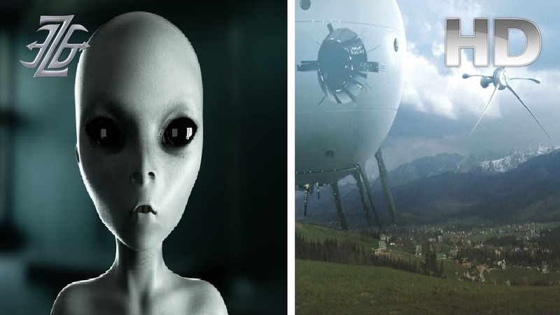 UFOs Are Real They're Alien Spaceships That Are Fully ALIVE