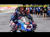 WSBK 2019 round 2 Chang, Thailand SBK Superpole RACE 17.03.2019 (RUS)