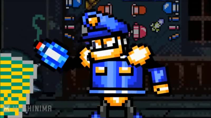 Mega Man Dies At The End - Lights Out (2º Tempoarada Premiada) Ep. 01: Legendado