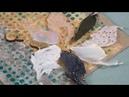 Клубные Встречи Wings of Art №28 Микс медиа - как смешивать все, но чтобы было красиво