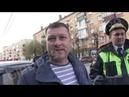 Как в Калининграде штрафовали пешеходов-нарушителей