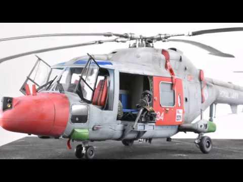 Revell 1:32 Scale Westland Lynx HAS.3