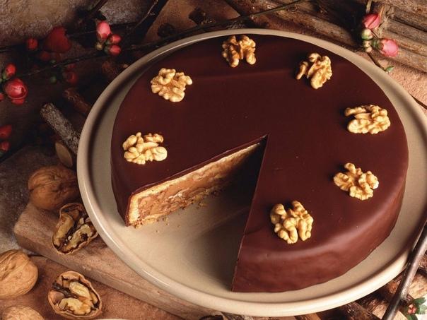 Рецепты божественно вкусных тортов