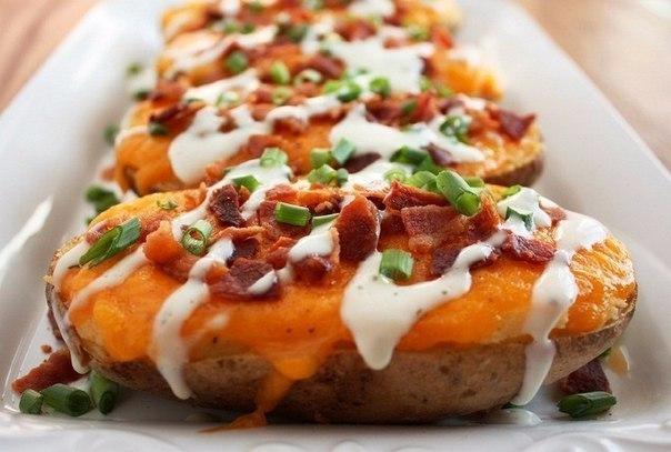 ТОП-6 простых, но очень вкусных блюд из картофеля.
