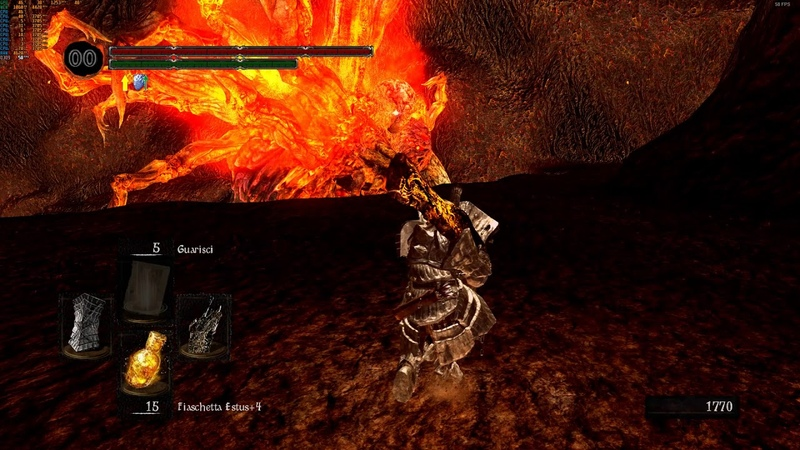 Dark Souls Ultra Graphics MOD 2017