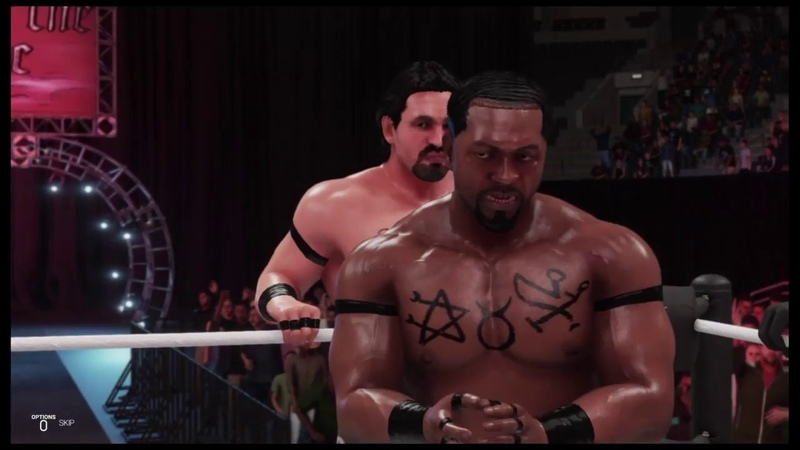 WWE 2K19 The Corporate Ministry vs The Union Over The Edge '99 Elimination Tag Team Match