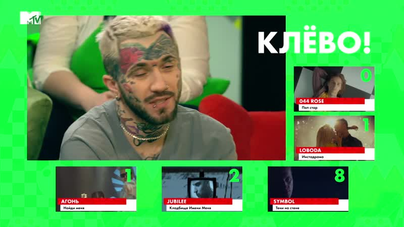 12 ЗЛОБНЫХ ЗРИТЕЛЕЙ / MTV